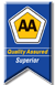 AA Quality Assured Superior Accommodation